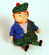 Cover image for Old Macdonald Doll