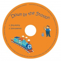 Cover image for Down by the Station
