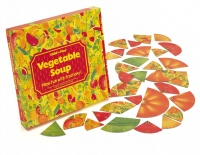 Cover image for Vegetable Soup