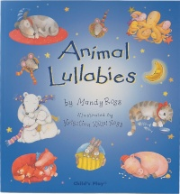 Cover image for Animal Lullabies