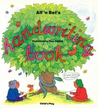 Cover image for Alf 'n' Bet's Handwriting Book