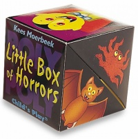 Cover image for Little Box of Horrors