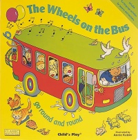 Cover image for The Wheels on the Bus