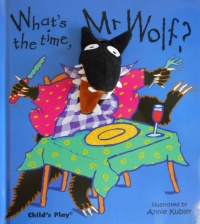 Cover image for What's the Time, Mr Wolf?