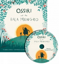 Cover image for Ossiri and the Bala Mengro Softcover and CD