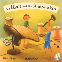 Cover image for The Elves and the Shoemaker