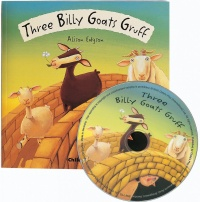 Cover image for Three Billy Goats Gruff