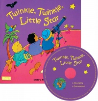 Cover image for Twinkle, Twinkle, Little Star