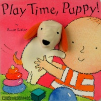 Cover image for Play Time, Puppy!