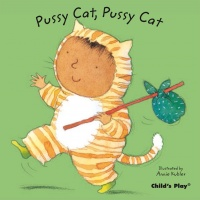 Cover image for Pussy Cat, Pussy Cat