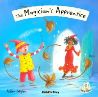 Cover image for The Magician's Apprentice