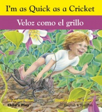 Cover image for Quick as a Cricket