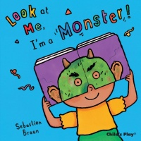 Cover image for I'm a Monster!
