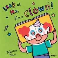 Cover image for I'm a Clown!