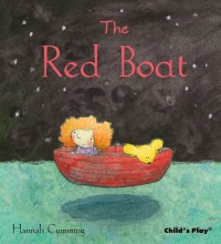 Cover image for The Red Boat