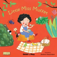 Cover image for Little Miss Muffet