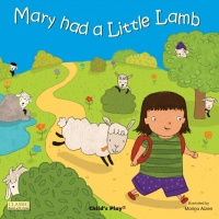 Cover image for Mary had a Little Lamb