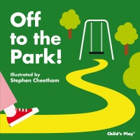 Cover image for Off to the Park!