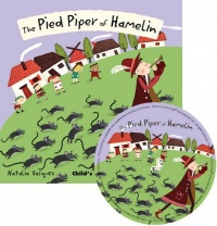 Cover image for The Pied Piper of Hamelin