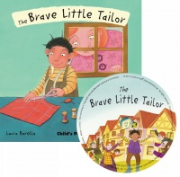 Cover image for The Brave Little Tailor