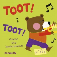 Cover image for What's that Noise? TOOT! TOOT!