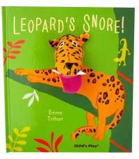 Cover image for Leopard's Snore