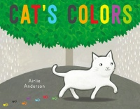 Cover image for Cat's Colors