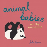 Cover image for Animal Babies on the mountain!