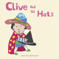 Cover image for Clive and his Hats
