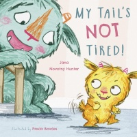 Cover image for My Tail's Not Tired