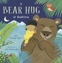 Cover image for A Bear Hug at Bedtime