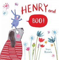 Cover image for Henry and Boo