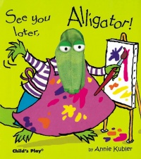 Cover image for See you later, Alligator!