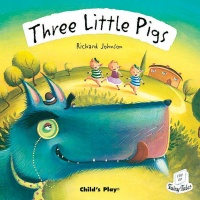 Cover image for Three Little Pigs