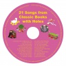 Cover image for 21 Songs from Classic Books with Holes