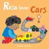 Cover image for Rosa Loves Cars