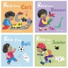 Cover image for All About Rosa Board book Set of 4