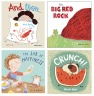 Cover image for Sharing, Caring and Friendship Book Set of 4