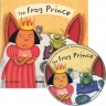 Cover image for The Frog Prince