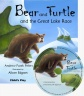 Cover image for Bear and Turtle and the Great Lake Race