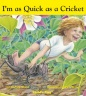 Cover image for I'm as Quick as a Cricket