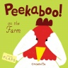 Cover image for Peekaboo! On the Farm!