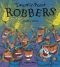 Cover image for Twenty-Four Robbers