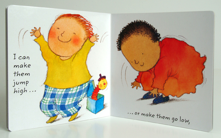 Cover Image For Ten Little Fingers View Sample Pages
