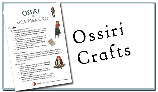 Ossiri and the bala mengro crafts
