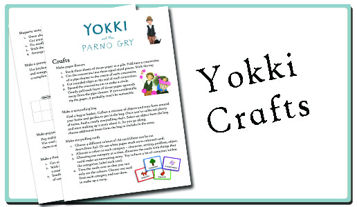 Yokki and the parno gry crafts