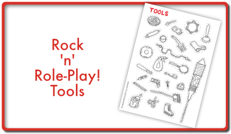 Rock and Role Play tools